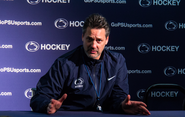 Penn State Hockey: Following Big Season Gadowsky Lands Contract Changes